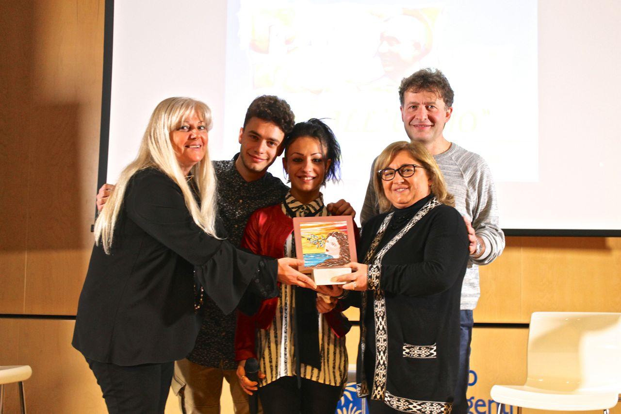 Premio Sì all'Uomo, 2017 associazione Allegrino cerimonia33