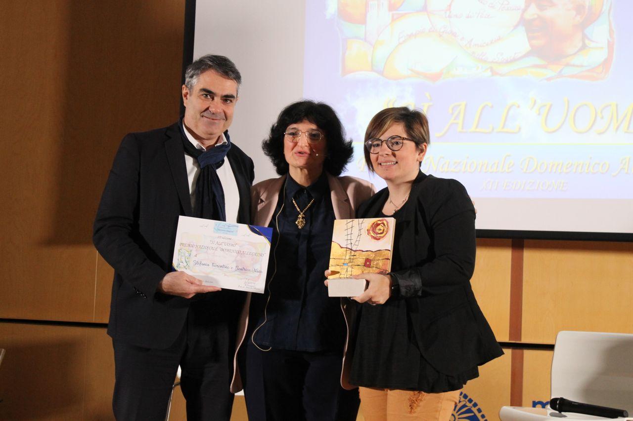Allegrino Premio Si all'Uomo 2018, cerimonia31