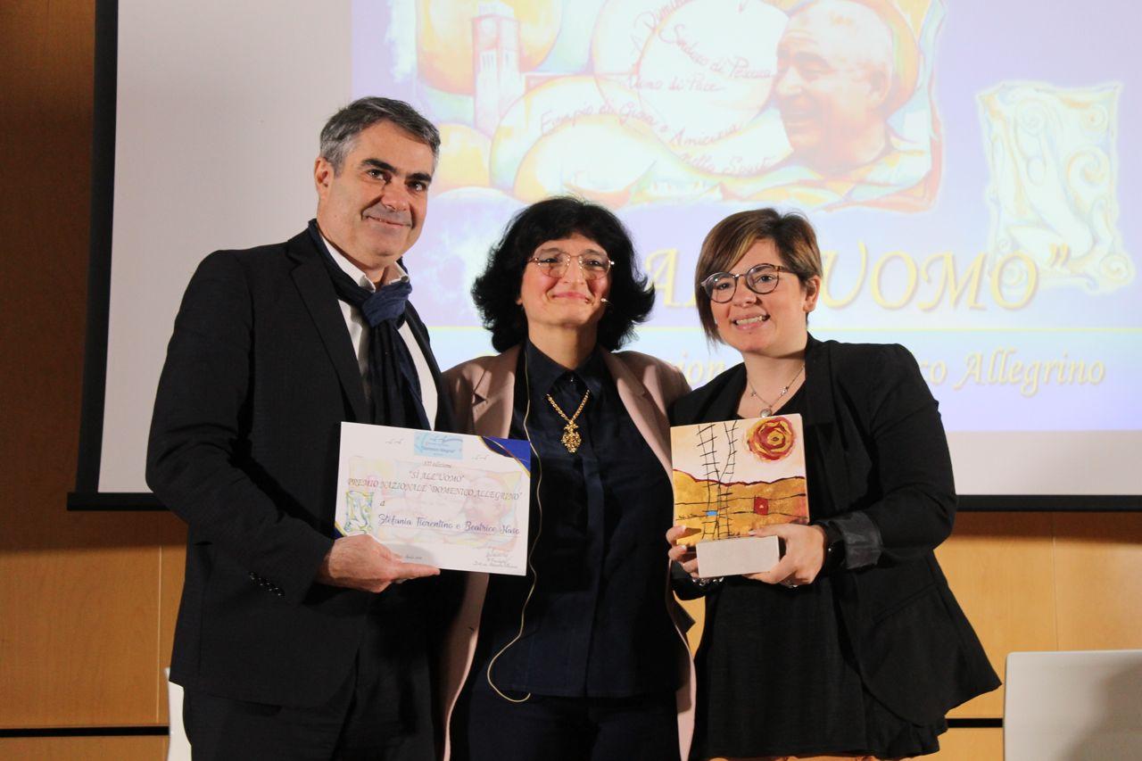 Allegrino Premio Si all'Uomo 2018, cerimonia32