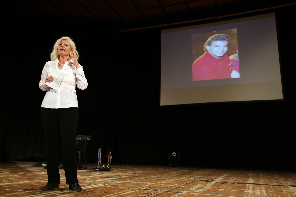 Il ricordo del Vigile scomparso, Maurizio Berardinucci