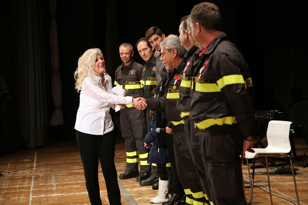 Premiazione Comando Vigili Fuoco Pescara (2)