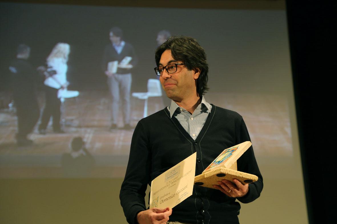 Premiazione di Domenico Fazzari