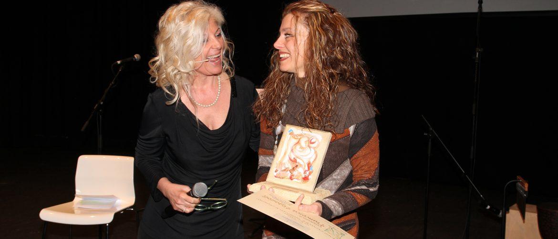 """""""Si all'Uomo, Premio nazionale Domenico Allegrino 2014"""": las historias de Marina Di Zio, Zelinda Elmi, Francesca Fegadoli."""