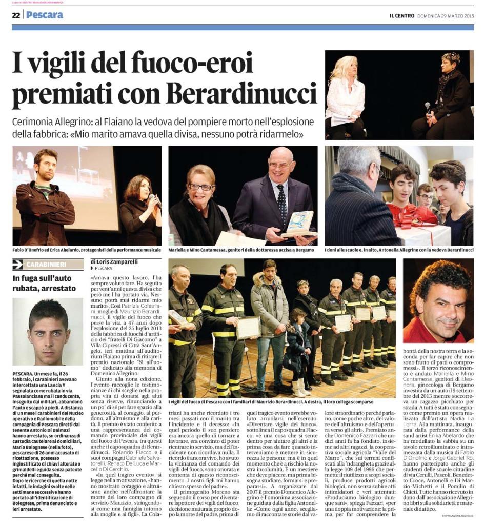 Ilcentro-29marzo2015-AWARD-Allegrino