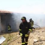 Les pompiers Pescara